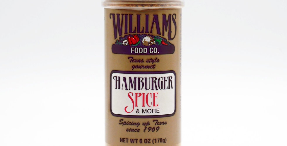 Hamburger Spice