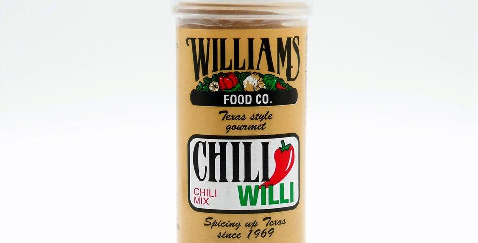 Chili Willi Chili Mix