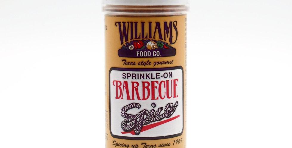 Sprinkle-On BBQ Spice