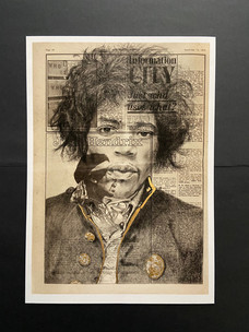 Hendrix Crash Landing HE Limited Edition