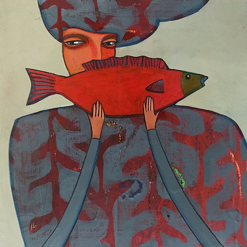 December 17 - One Fish, Two Fish - SOLD
