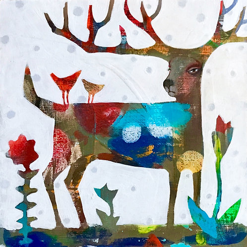 December 6 - Deer Suit - SOLD
