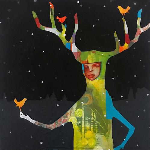December 15- Winter's Song - SOLD