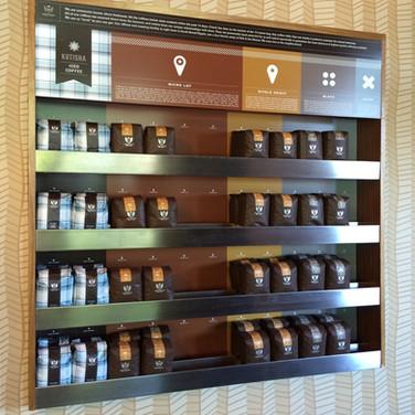 Coffee Wall