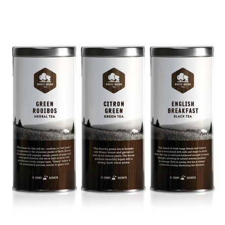 Tea Tin Series