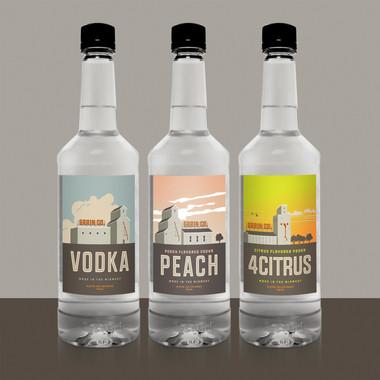 Grain Co. Vodka Flavors