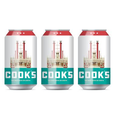 Cook's Beer