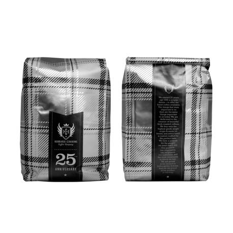 Silver Anniversary Coffee Bag