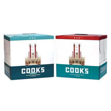 Cook's Beer Case