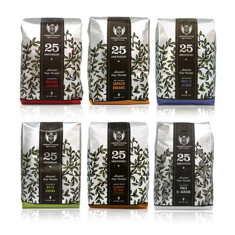 Floral Coffee Bag Series