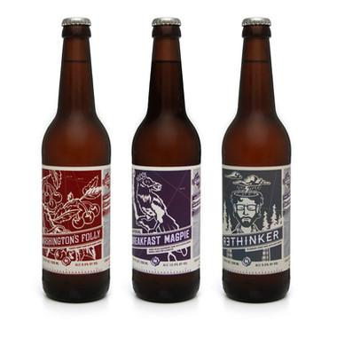 Mead & Cider Bottle Series