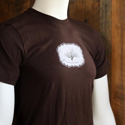 Brookside Snow Tree / Tee Shirt