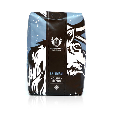 Reindeer Coffee Bag