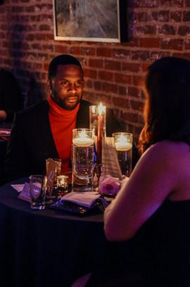 Amor Prive Valentine's Dinner