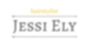Hairstylist Jessi Ely (logo)