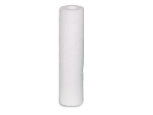 "Elemento Filtrante PP 10""x2,5"" 5 microns"