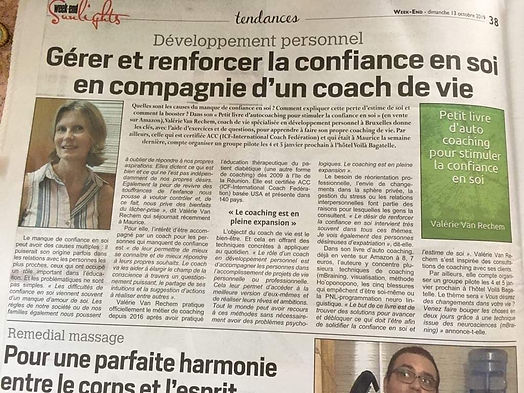 coach de vie Bruxelles