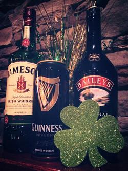 The James Festive St. Patricks Day
