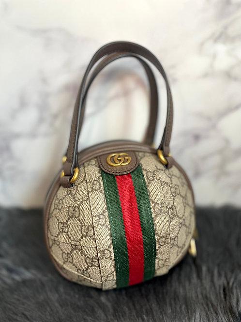 Gucci Rounded Handbag