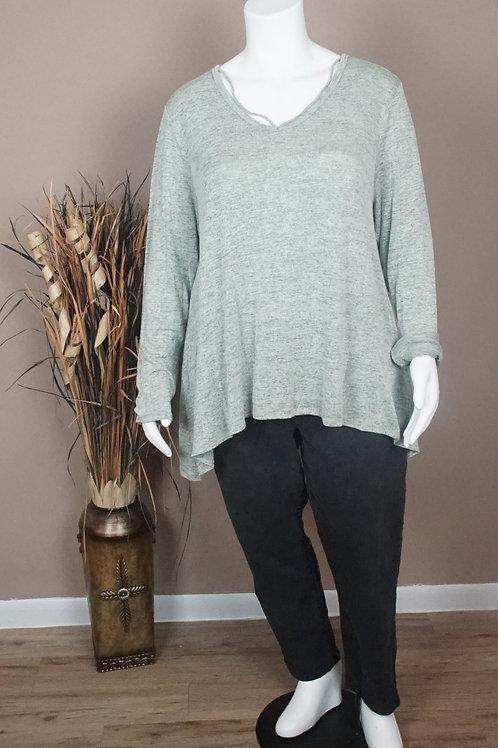 Olivia Blu Print Sweater