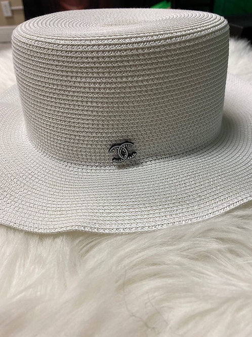 Women White Hat