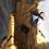 Thumbnail: Poka Dot Sleeveless Dress