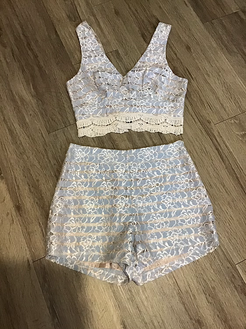 Mini Short Set