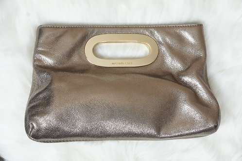 Michael Kors Clutch Leather
