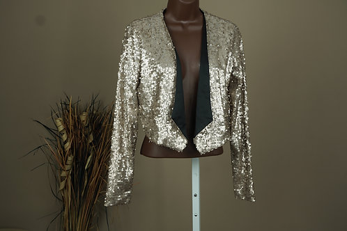Material Girl Sequins Jacket