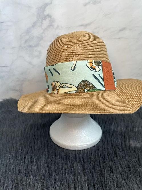Brown Loewe Hat