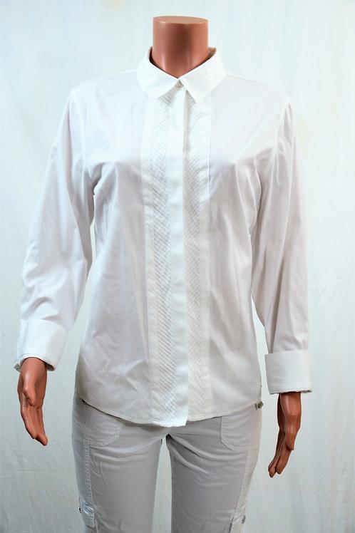 Chico's Women's No-Iron Cotton Shirt