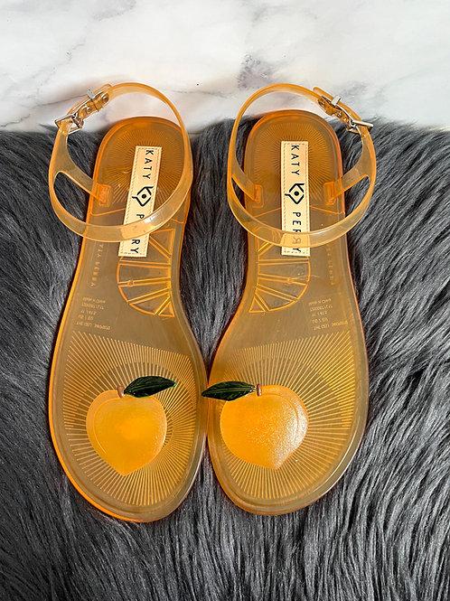 Katy Perry Orange Sandals