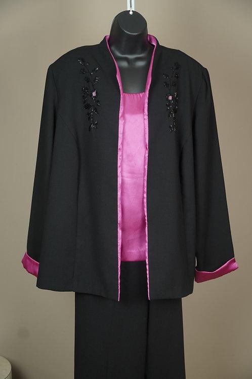 Dressbarn Women Collection 3pc Pants Suit