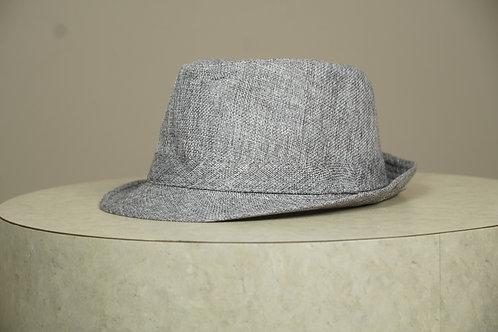 Vintage Hat Women Straw Fedora