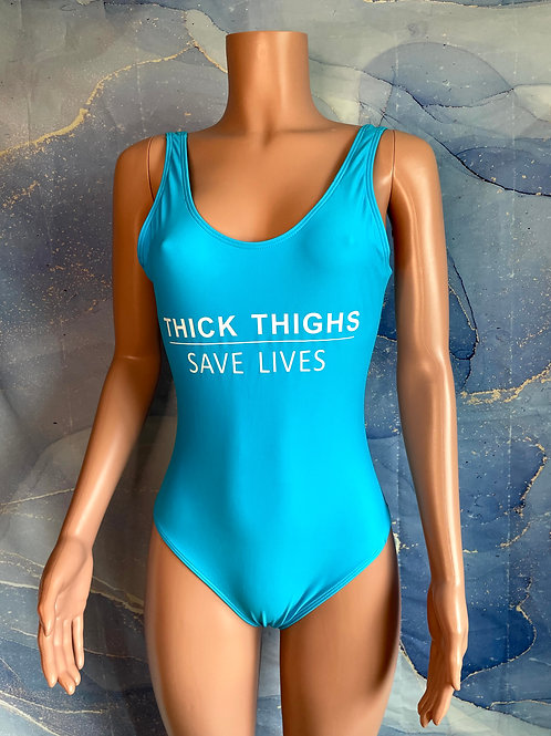 Thick Thighs Swimsuit