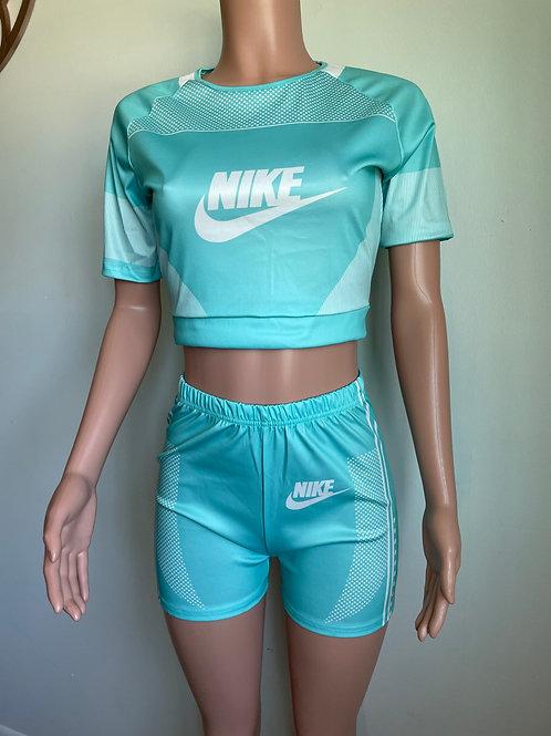 Women's Nike Short Set