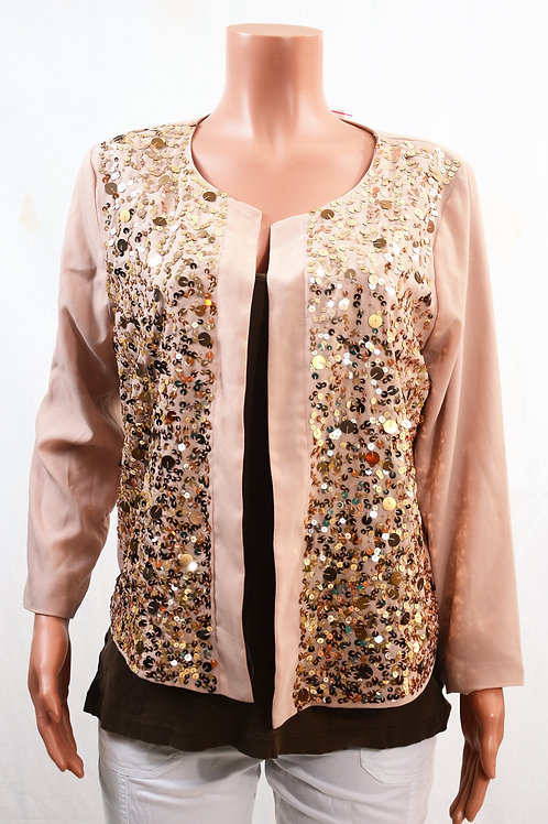 Gap Sequin Blazer