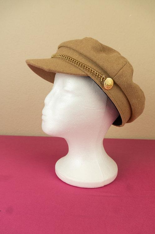 Women Beret Hat Cap Wool