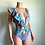 Thumbnail: Colorful Print One Piece Swimsuit