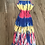 Thumbnail: Tye Dye Strap Dress