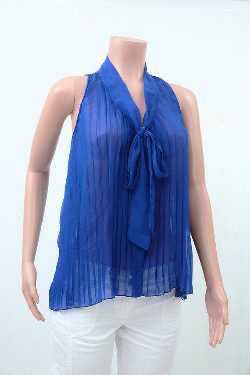 Paper Tee Women's Lace Detail Blouse