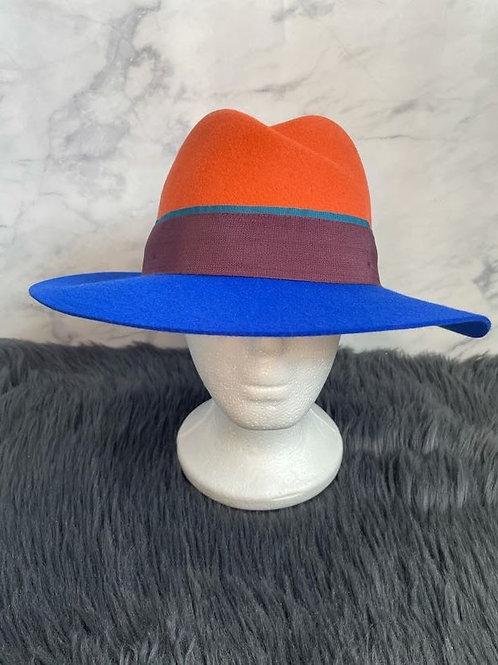 Multi Color Floppy Hat