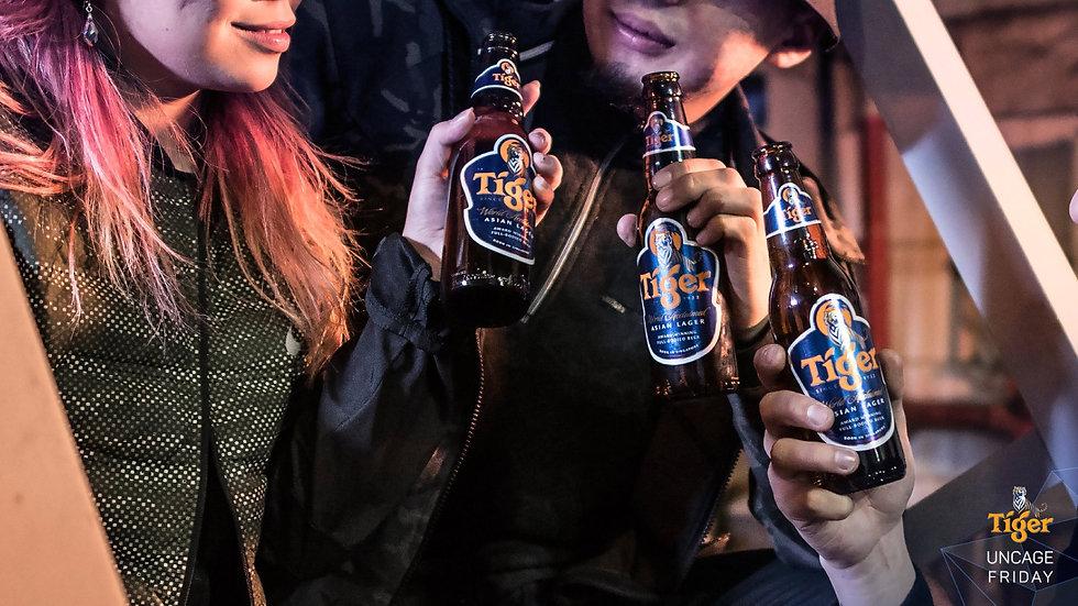 Tiger Beer Mongolia