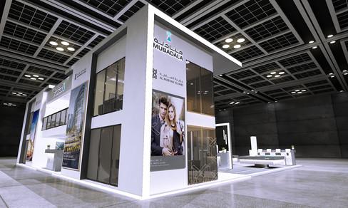 Mubadala - ADIPEC Exhibition Stand (7)