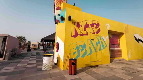 Kite Beach - Graffiti