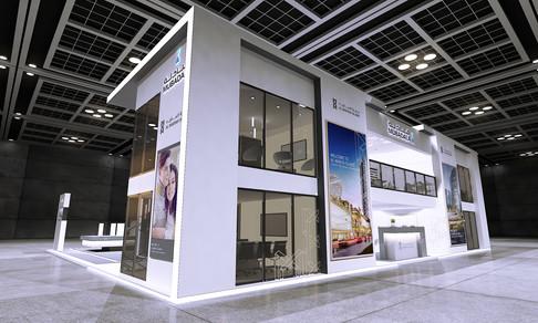Mubadala - ADIPEC Exhibition Stand (8)