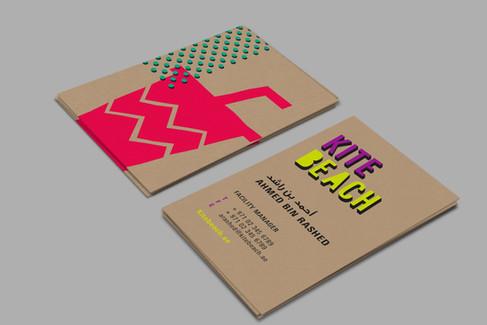 Kite Beach - Business Cards (2)