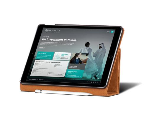 Mubadala - Internal Talent iPad Application (3)