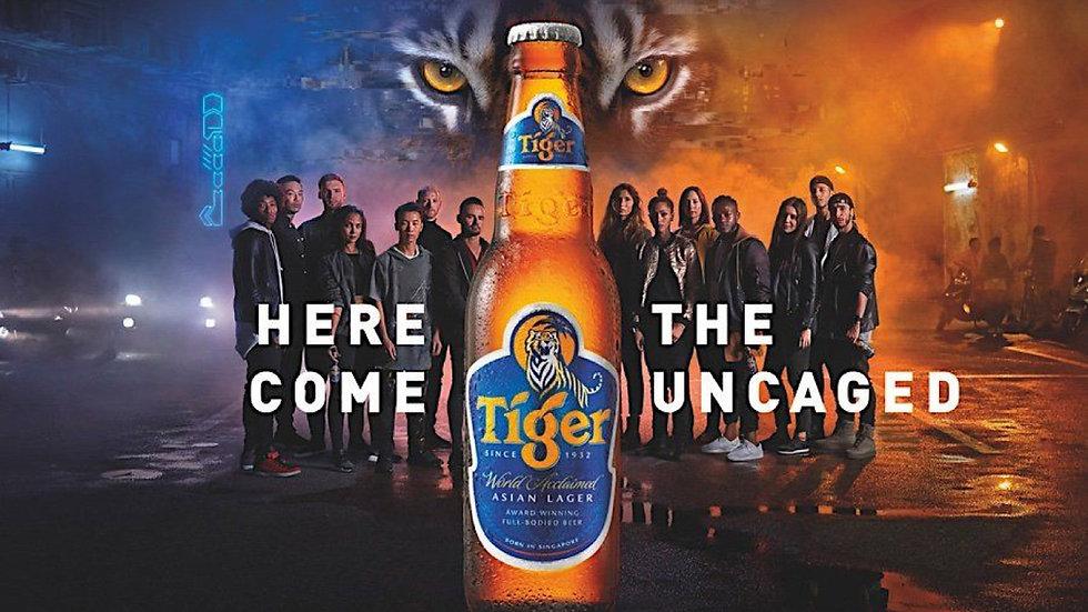 Tiger Beer Asia