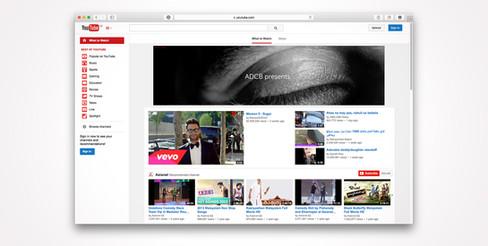 ADCB - Youtube Advertisements